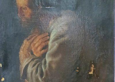 Ecaillage généralisé - Philippe de Champaigne - Mussée des Beaux Arts - Lille