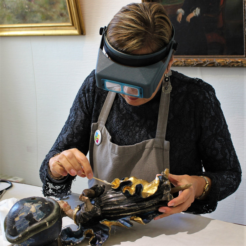 Objets d'art - Restauration d'antiquités - Lille