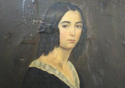Portrait XIXe siècle - Paris - Exposition aux Salons 1848-1857
